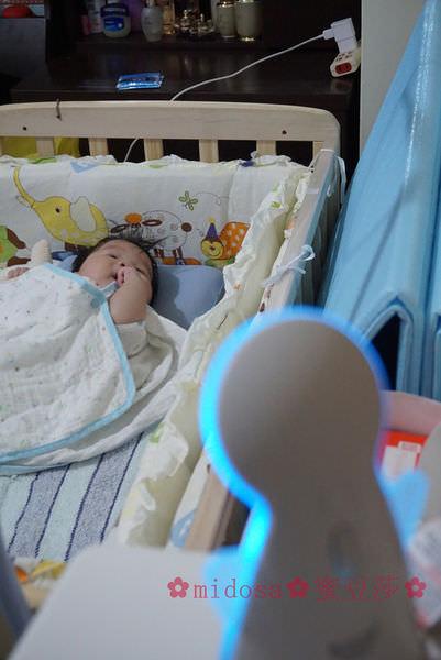 ✿Angelcare智慧型嬰兒呼吸動態感應監視器AC1200-開箱文✿