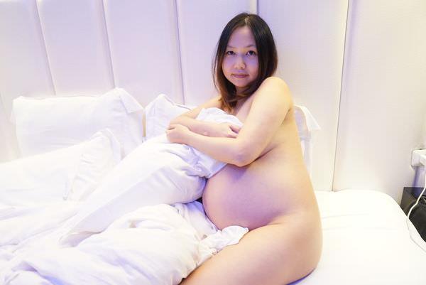 孕期胖20公斤全記錄