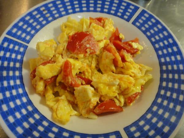 三分鐘上菜 蕃茄炒蛋 簡單好吃的家常便當菜