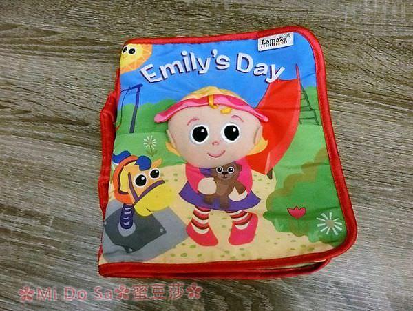 ✿拉梅茲Emily's Day-布書✿新手媽媽的書單分享 0-2歲親子共讀好書推薦✿