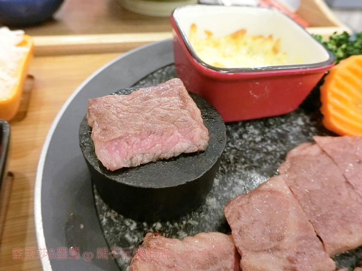 燒燒YAKI YAKI 日式燒肉丼與石燒牛排∣新店美食