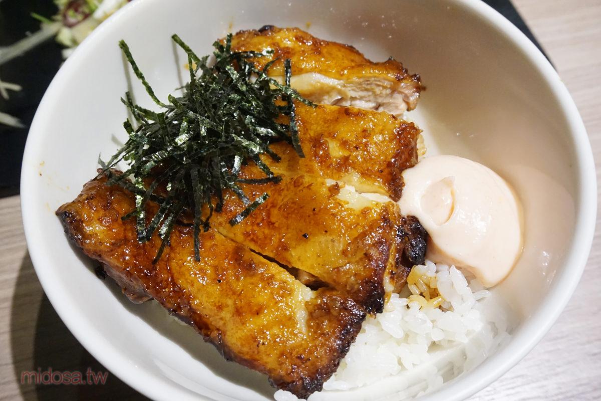 楓露廚房 明太子照燒雞腿丼飯