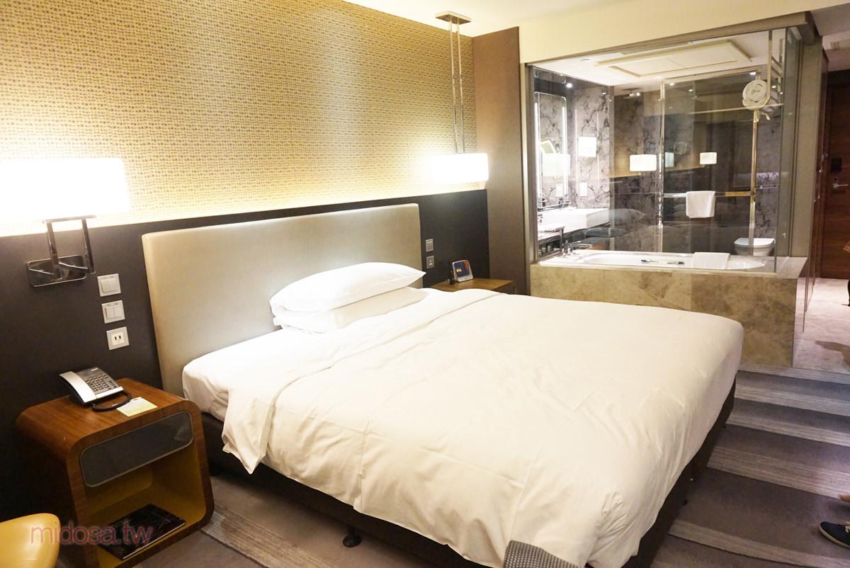 香港旺角住宿 帝京酒店 連接七層樓購物商場 交通方便 @地鐵旺角東站