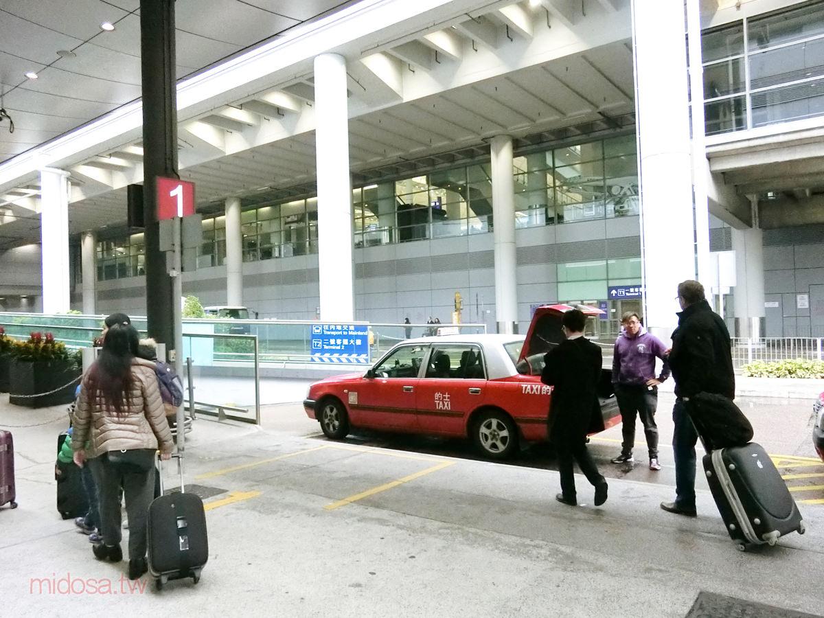 香港的士(計程車)搭乘費用分享✿香港親子自由行