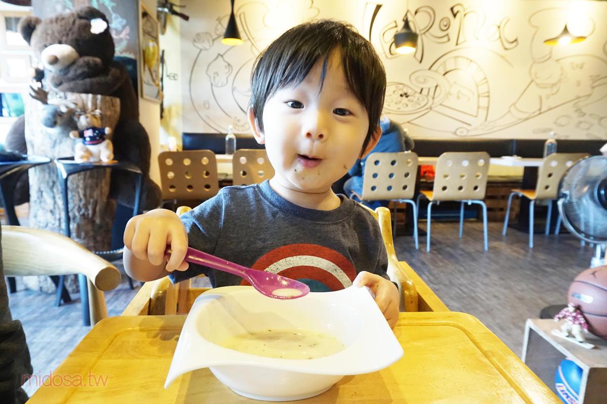 讓孩子遵守吃飯的規矩和禮貌!真的很簡單!