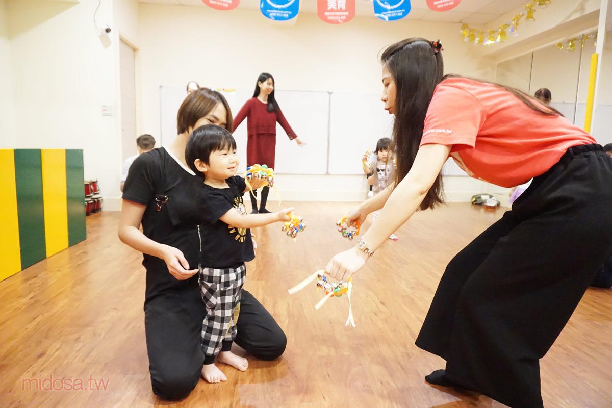 美育 music titita 試上課程經驗分享 音樂/幼兒律動