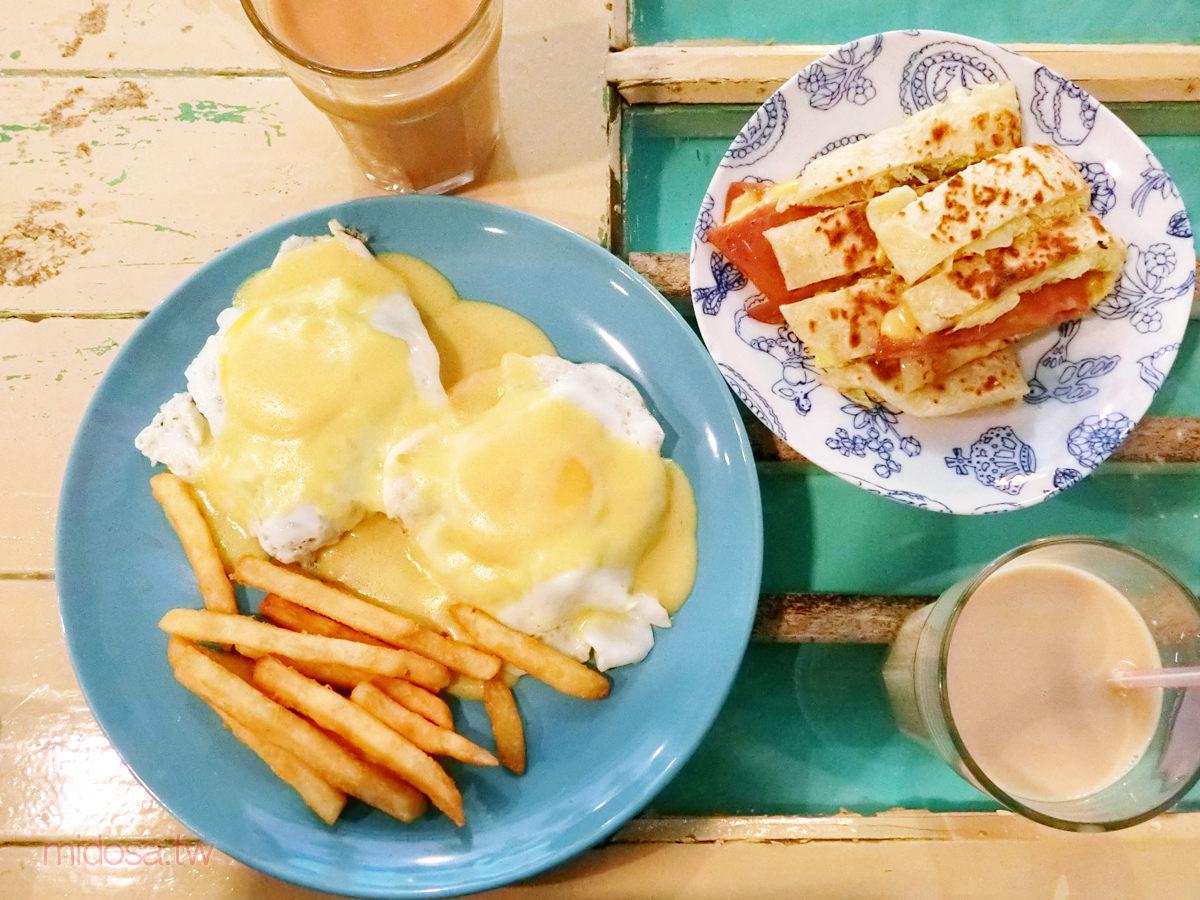 老窗瞧瞧眨等 好孩子早餐店 新店高中早餐/早午餐