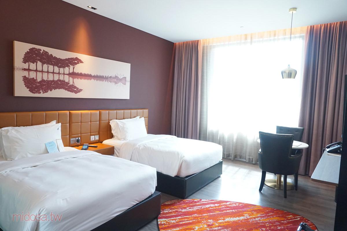 聖淘沙硬石酒店 Hard Rock Hotel 新加坡親子遊