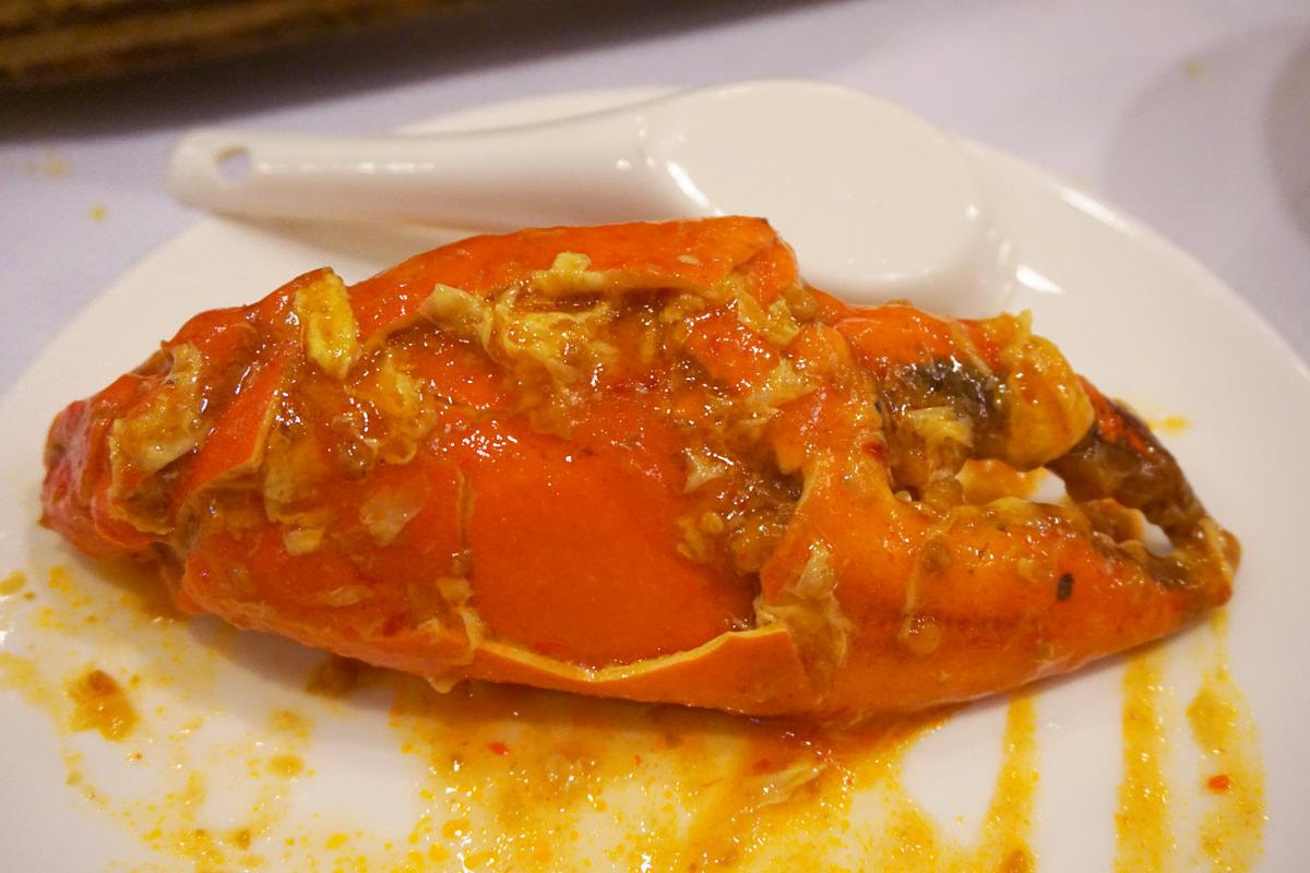 新加坡海鲜共和國 Singapore Seafood Republic 辣椒蟹