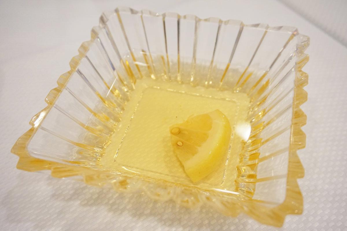 新加坡海鲜共和國 Singapore Seafood Republic 檸檬水