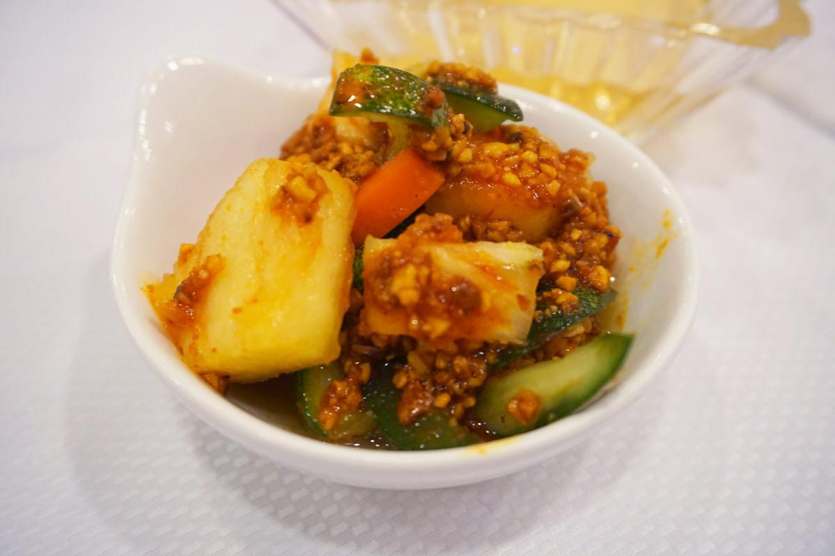 新加坡海鲜共和國 Singapore Seafood Republic 小菜