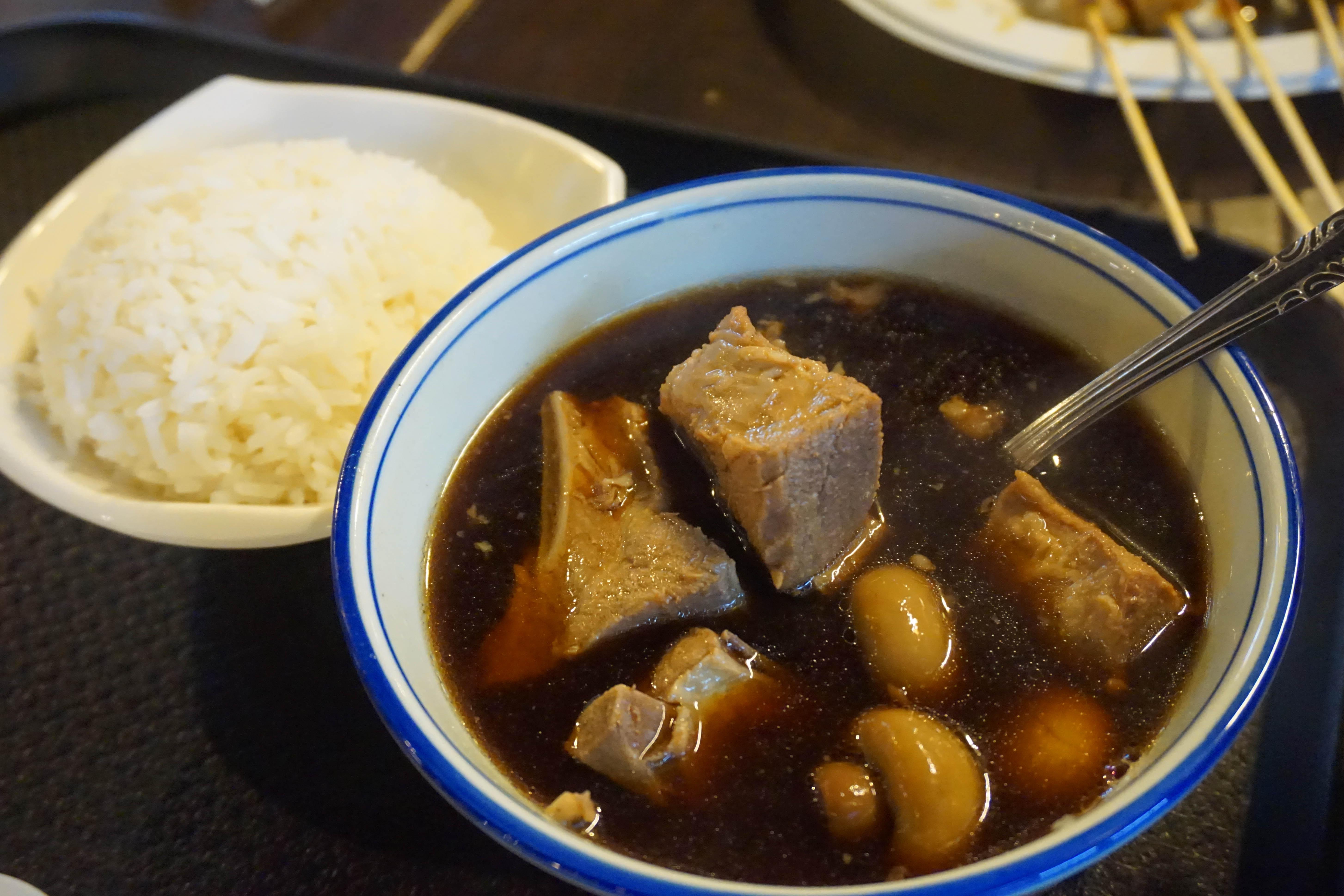 巴生肉骨茶 新加坡名勝世界馬來西亞美食街