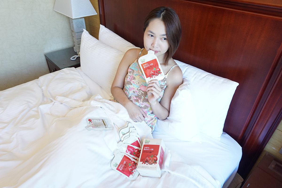 韓國正官庄 高麗蔘石榴美妍飲 養顏美容又補氣